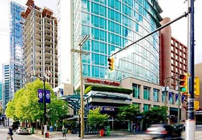 Hampton Inn and Suites Hotel by Hilton Downtown Vancouver